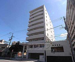 京都府京都市下京区新日吉町の賃貸マンションの外観