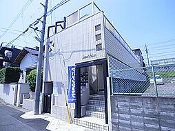 千葉県松戸市小金きよしケ丘2丁目の賃貸アパートの外観