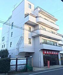 千葉県八千代市八千代台北5丁目の賃貸マンションの外観
