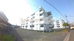 ビレッジハウス葛ノ葉2号棟[4階]の外観