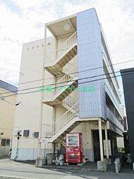 北海道札幌市東区伏古八条3丁目の賃貸マンションの外観