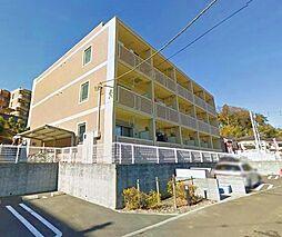 神奈川県藤沢市石川の賃貸マンションの外観