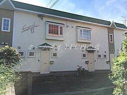[テラスハウス] 北海道札幌市中央区南十七条西13丁目 の賃貸【/】の外観