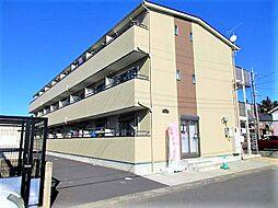 埼玉県北足立郡伊奈町本町2丁目の賃貸アパートの外観
