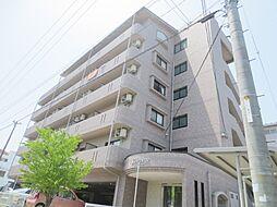 広島県東広島市西条土与丸 1丁目の賃貸マンションの外観