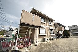 兵庫県伊丹市東有岡1丁目の賃貸アパートの外観