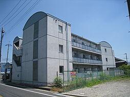 京都府相楽郡精華町大字下狛小字林前の賃貸マンションの外観