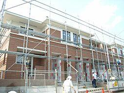 埼玉県さいたま市見沼区深作字西原の賃貸アパートの外観