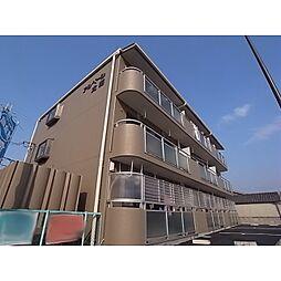 奈良県橿原市木原町の賃貸マンションの外観