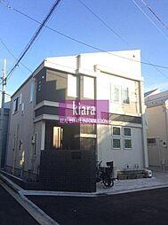 [一戸建] 神奈川県横浜市神奈川区栗田谷 の賃貸【/】の外観