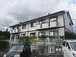 愛知県岡崎市井田町の賃貸アパートの外観