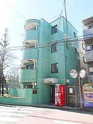 東京都練馬区東大泉4丁目の賃貸マンションの外観