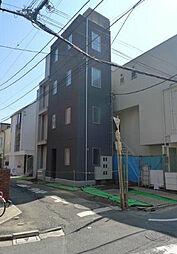 東京都渋谷区恵比寿2丁目の賃貸マンションの外観