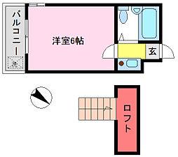 小金城趾駅 2.6万円
