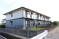 コンフォール新田B[201号室]の外観