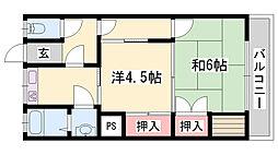 山陽網干駅 3.3万円