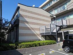 大阪府八尾市美園町2丁目の賃貸アパートの外観
