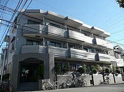 千葉県市川市香取2の賃貸マンションの外観