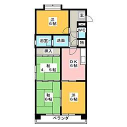 星ヶ丘駅 6.2万円