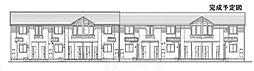 南海高野線 白鷺駅 徒歩18分の賃貸アパート