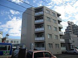 北海道札幌市東区北十条東14丁目の賃貸マンションの外観