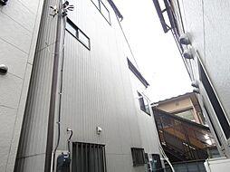 [テラスハウス] 神奈川県横浜市神奈川区六角橋1丁目 の賃貸【/】の外観
