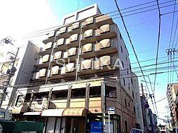 岡山県岡山市北区駅前町2丁目の賃貸マンションの外観