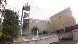 大阪府東大阪市東豊浦町の賃貸アパートの外観