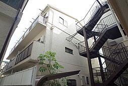 田中ハウス[1階]の外観