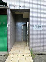 KM今川ビル[3階]の外観