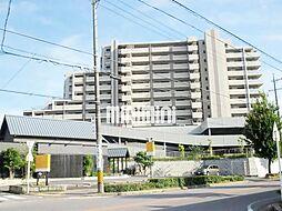 セントラルガーデン・レジデンス岡崎[1階]の外観