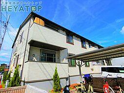 愛知県名古屋市瑞穂区井の元町の賃貸アパートの外観