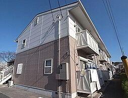 千葉県流山市大字東深井の賃貸マンションの外観