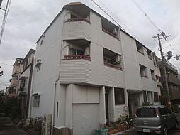 大阪府大阪市東淀川区相川1丁目の賃貸マンションの外観
