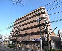 京都府京都市北区小山中溝町の賃貸マンションの外観