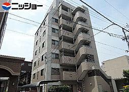 PLANET D[3階]の外観
