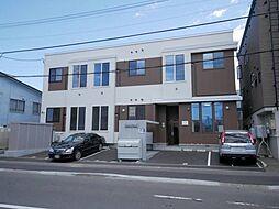 エスパニア札幌IV[1階]の外観