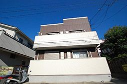愛知県名古屋市守山区更屋敷の賃貸アパートの外観