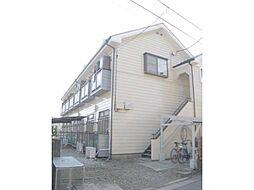 コーポ伊藤[2階]の外観
