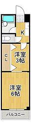 岸里駅 3.9万円