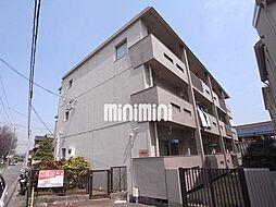 コーポ山田[1階]の外観