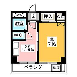 東山公園駅 3.4万円