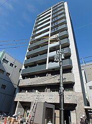 アクアプレイス天王寺Ⅱ[4階]の外観