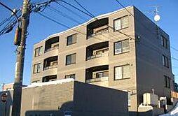 北海道札幌市清田区平岡一条2丁目の賃貸マンションの外観