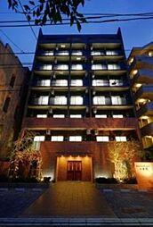 東京都豊島区駒込1丁目の賃貸マンションの外観