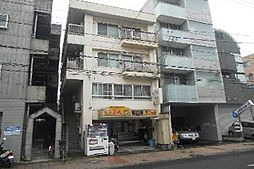 愛媛県松山市清水町2丁目の賃貸マンションの外観