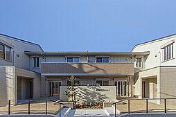 [テラスハウス] 大阪府吹田市高城町 の賃貸【/】の外観
