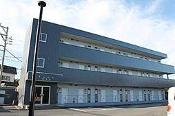 静岡県駿東郡長泉町下長窪の賃貸マンションの外観