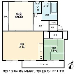 【敷金礼金0円!】竹山団地4丁目
