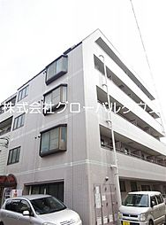 東京都足立区梅田3丁目の賃貸マンションの外観